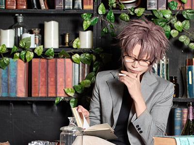 【名探偵コナン/沖矢昴】のコスプレをしました。