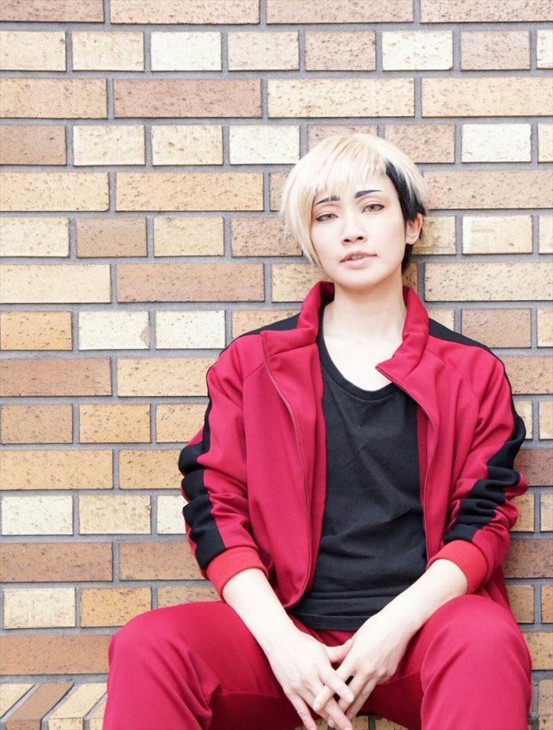 【ハイキュー!!/宮侑】のコスプレをしました。