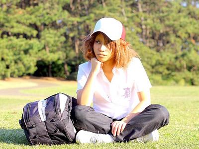 【テニスの王子様/甲斐裕次郎】のコスプレをしました。